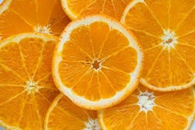 фото мякоти апельсина