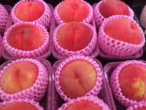 фото персиков в защитной упаковке