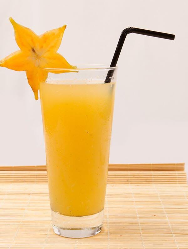 фото напитка с карамболой
