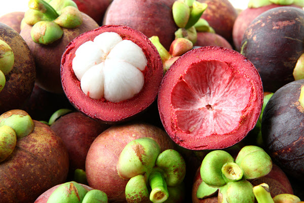 фото плодов мангостина