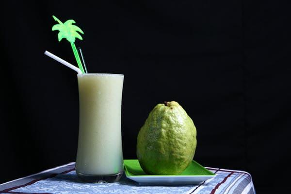 фото гуавы с соком из гуавы