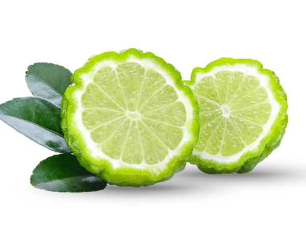 фото разрезанного плода бергамота