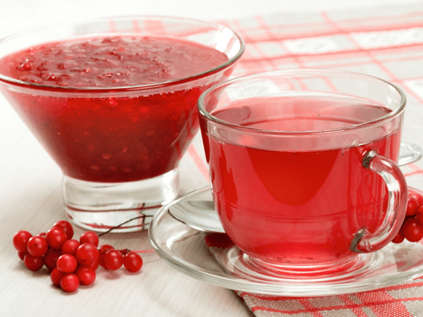 фото чая с лимонником