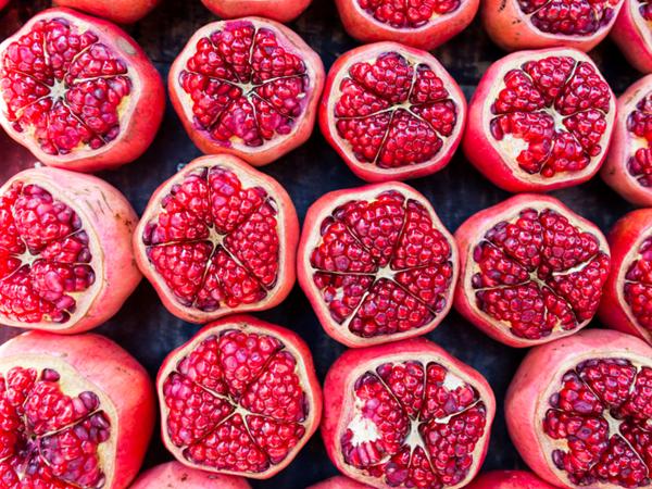 фото плодов граната