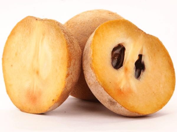 фото аппетитного плода саподиллы