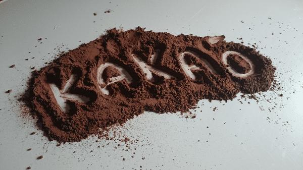 фото какао порошка